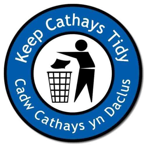 Keep Cathays Tidy - Community Litter Pick