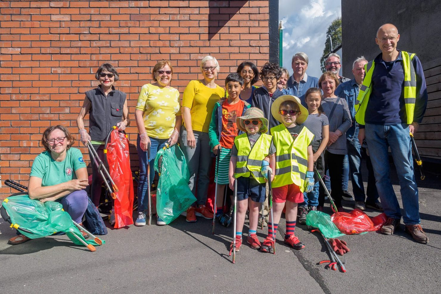 Canna Collective  - Canton Community Litter Pick
