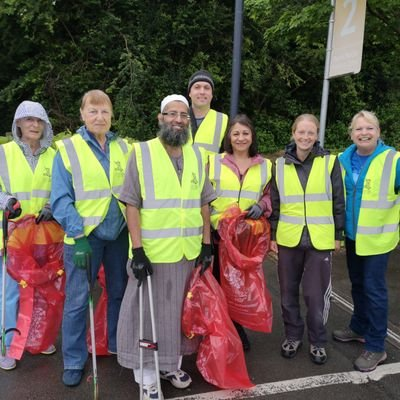 St Mellons Clean Up - Community Litter Pick