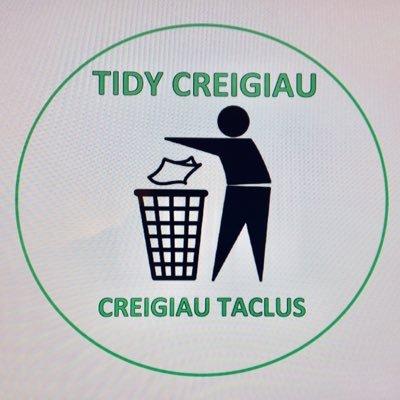 Creigiau Taclus - Codi Sbwriel Cymunedol